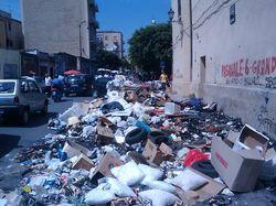 palermo rifiuti