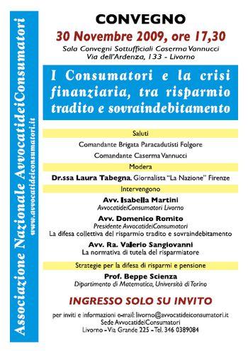 Convegno Livorno