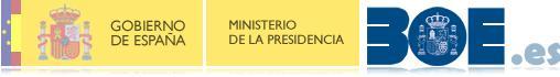 BOE.es: Legislación (Iberlex)